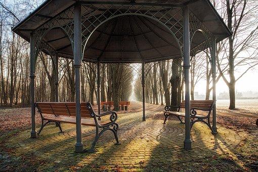 Lindenallee, Avenue, Trees, Rest, Linden, Nature, Away