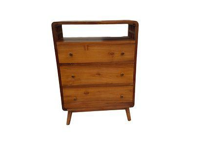 Chest Of Drawers, The Console, Wood, Piece Of Furniture