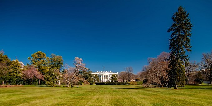 District, White House, America, American, Architecture