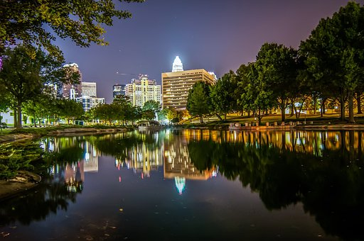 Banks, Boom Town, Buildings, Business, Charlotte