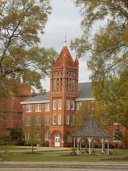 Bell Tower, University, Tower, Bell, Architecture