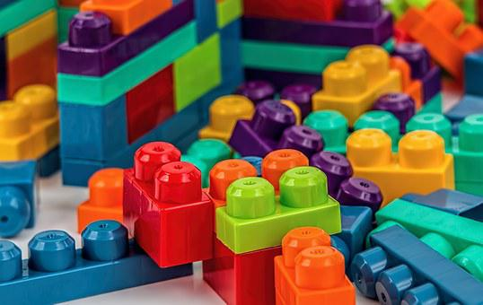 Building, Blocks, Construction, Play, Toy, Colorful