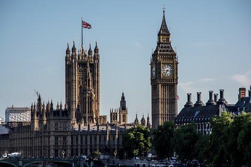Westminster, London, England, British, Palace, City