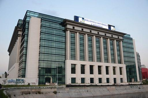 National Library Of Romania, Bucharest, Architecture