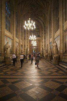 Palace Of Westminster, Corridors Of Power