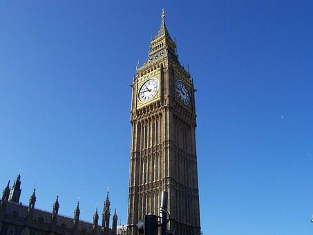 House Of Parliament, Big Ben, Tower, London, Famous