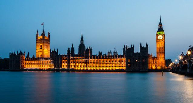 Houses Of Parliament, London, Big Ben