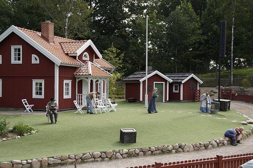 Katthult, Lönneberga, Emil, Sweden, Cheeky