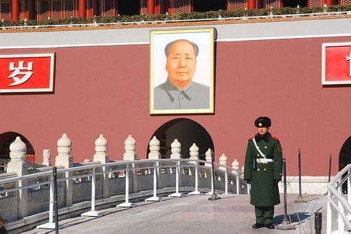 Mao Zedong, Mao Tse-tung, Chairman Mao, China, Beijing