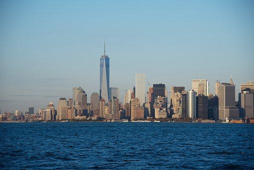 Manhattan, One World Trade Center, New York