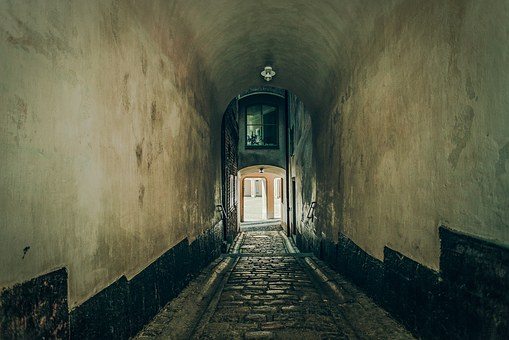 Alley, Passage, Stockholm, Old City, Capital, History