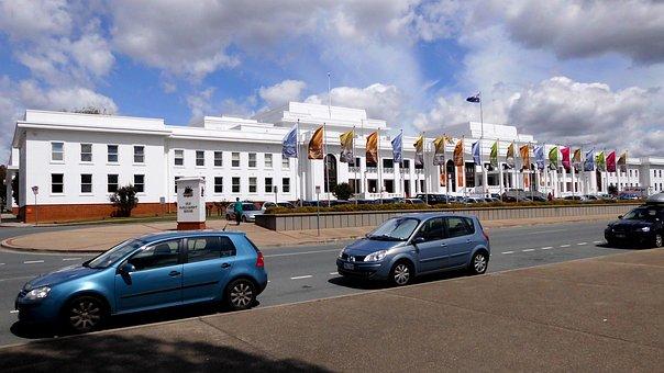 Old Parliament House, Canberra, Australia, Capital