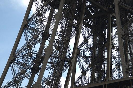 Paris, Eiffel Tower, France, Places Of Interest, Tower