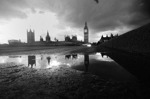 Bigben, London, Travel, England, Parliament