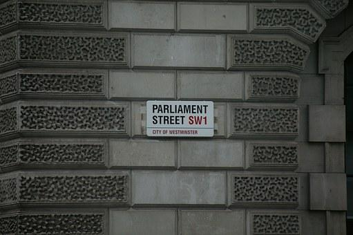 Parliament Street, London, Parliament, Westminster