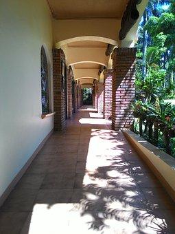 Passageway, Passage, Architecture, Building, Corridor