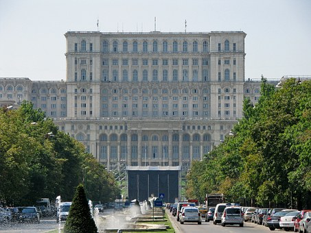 People's House, Palace Of Parliament, Construction
