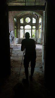 Beelitz Heilstätten, Photographer, Hospital, Abandoned