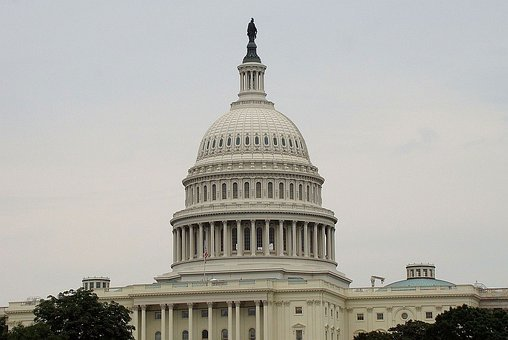 White House, Washington Dc, Senate, Capital, Congress