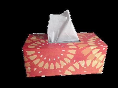 Tissues, Box Of Tissues, Hygiene, Bathroom