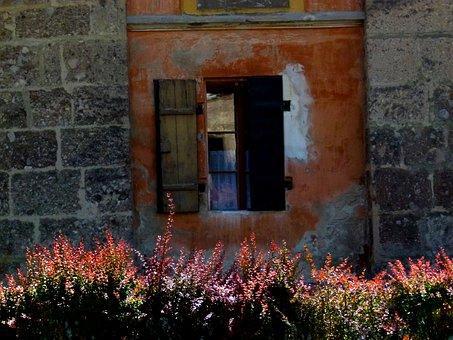 Rust, Window, Arichtektur, Old, Ruin, Broken, Weathered