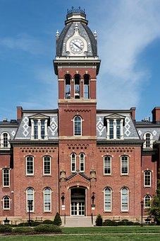Woodburn Hall, West Virginia, University, Morgantown