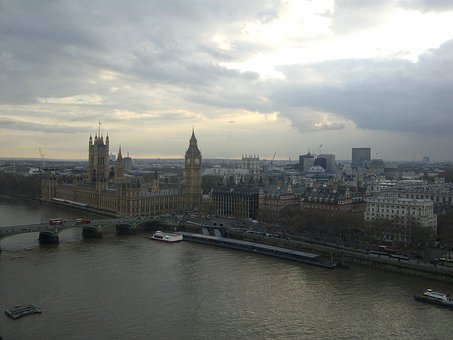 Westminster, London, Skyline, Big Ben