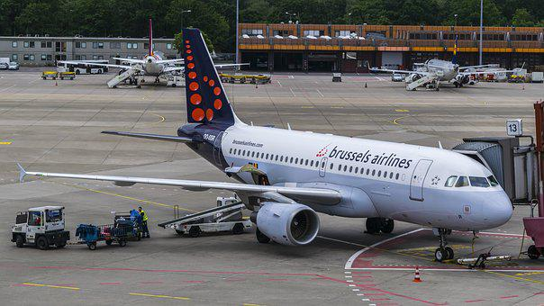 Airbus, Tegel, Aircraft, Airliner, Increased To, Flight