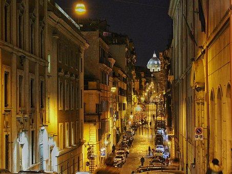 Rome, City, Italy, Capital, Romano, Architecture