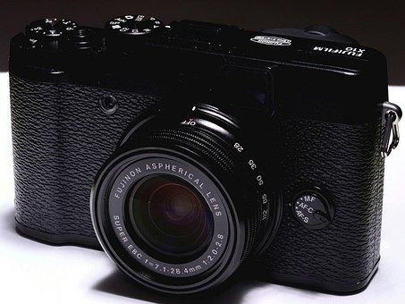 Fujifilm, Camera, X10