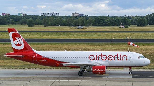Airbus, Aircraft, Airberlin, Fly, Passenger Aircraft