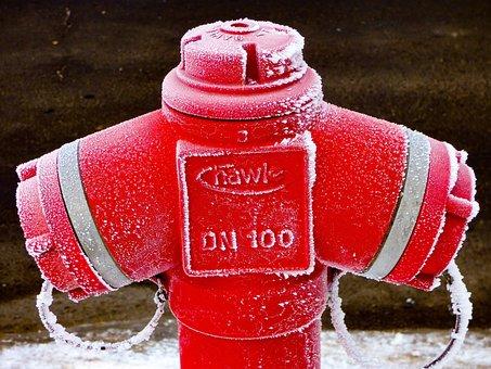 Hydrant, Water, Fire Fighting, Metal, Safety, Hazard