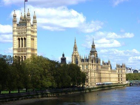 London, Uk, Architecture, Landmark, English, Capital