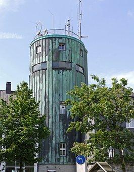 Hochsauerland, Kahler Asten, Asten Tower, Landmark