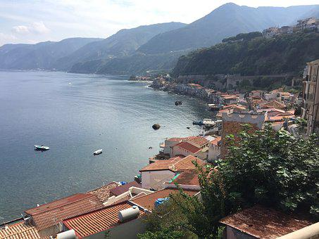 Scilla, Reggio Calabria, Sea, Boats, Holidays, Holiday