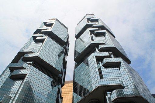 Skyscraper, Skyline, City, Cityscape, Architecture