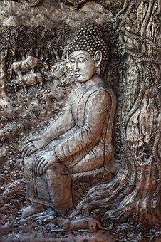 Buddha, Thailand, Asia, Buddhism, Temple, Religion