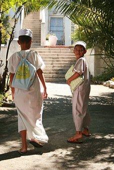 Muslim Boys, Bokaap, Cape Town