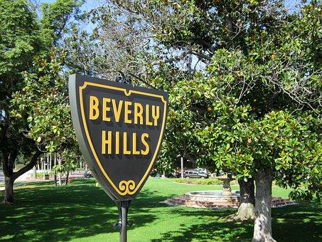 Beverly, Hills, California, Los Angeles, City