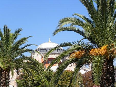 Mosque, Istanbul, Turkey, Religion, Travel, Islamic