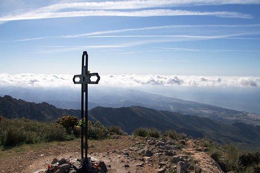 Marbella, Cruz Del Juanar, Malaga, Spain, Mountain