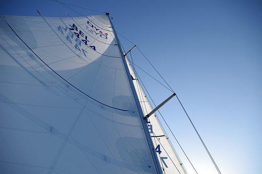 Sea, Sailer, Boat, Ship, Sail, Vessel, Sailing