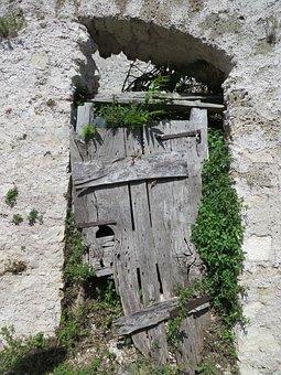 Ruin, Old, Break Up, Old Walls, Lapsed, Dood, Woods