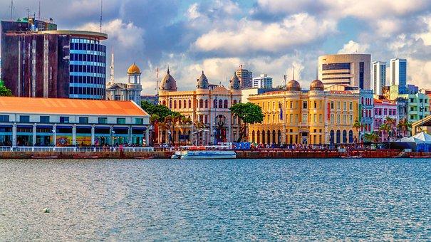 Recife, Ground Zero, Pernambuco, Marco, Zero, Colors