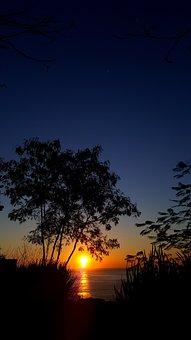 Dawn, Oaxaca, Mazunte