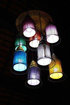 Lights, Ceiling Lights, Ceiling, Interior, Design, Room