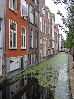 Holland, Canal, Netherlands, Dutch, Europe, Traditional