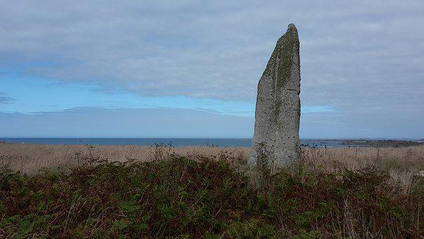 Menhir, History, Rock