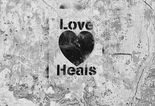 Love, Healing, Sign, Graffiti, Fun, Emotion, Valentine