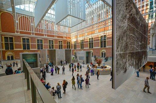 Amsterdam, Museum, Netherlands, Rijks Museum, Dutch